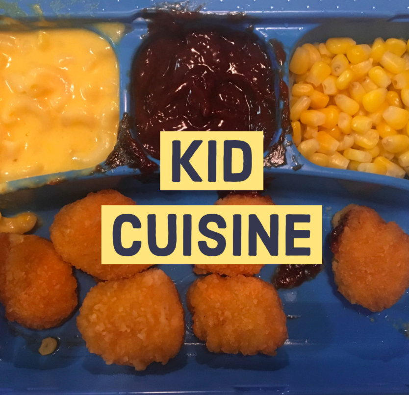 Easy dinners for kids! Created in 1990, Kid Cuisine is a brand of packaged frozen dinners  for children.