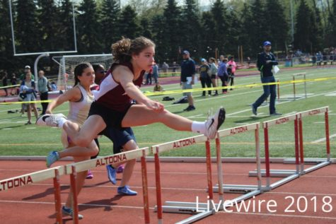 Seventh and eighth grade track championships 5-12-18