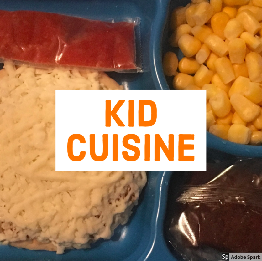 Easy+dinners+for+kids%21+Created+in+1990%2C+Kid+Cuisine+is+a+brand+of+packaged+frozen+dinners+for+children.