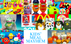 Kids' meal mayhem