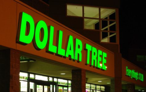 CREDIT: https://commons.wikimedia.org/wiki/File:Dollar_Tree_at_night_-_Hillsboro,_Oregon.JPG