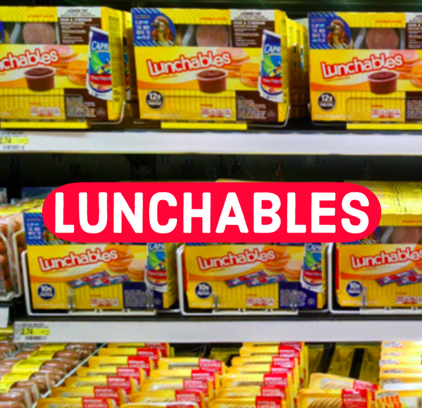 Endless+lunch+combinations%21+%0AIn+1985%2C+Lunchables+were+designed+by+Bob+Drane%2C+Tom+Bailey+and+Jeff+James.+Lunchables+were+created+as+a+way+for+Oscar+Mayer+to+sell+more+bologna+and+other+lunch+meat.