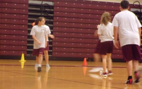 Physical education classes
