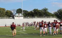 Freshman football game vs. Central Dauphin