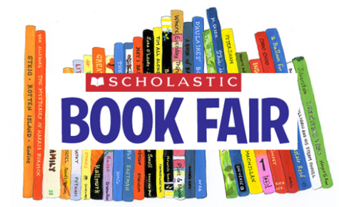 Scholastic Book Fair coming in December