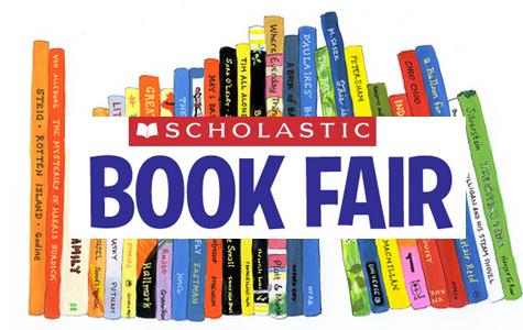 Scholastic Book Fair coming in December