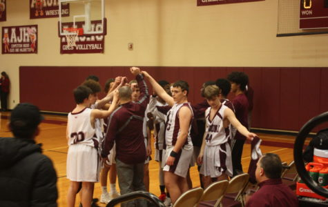 Altoona Maroon ninth grade boys vs. State College