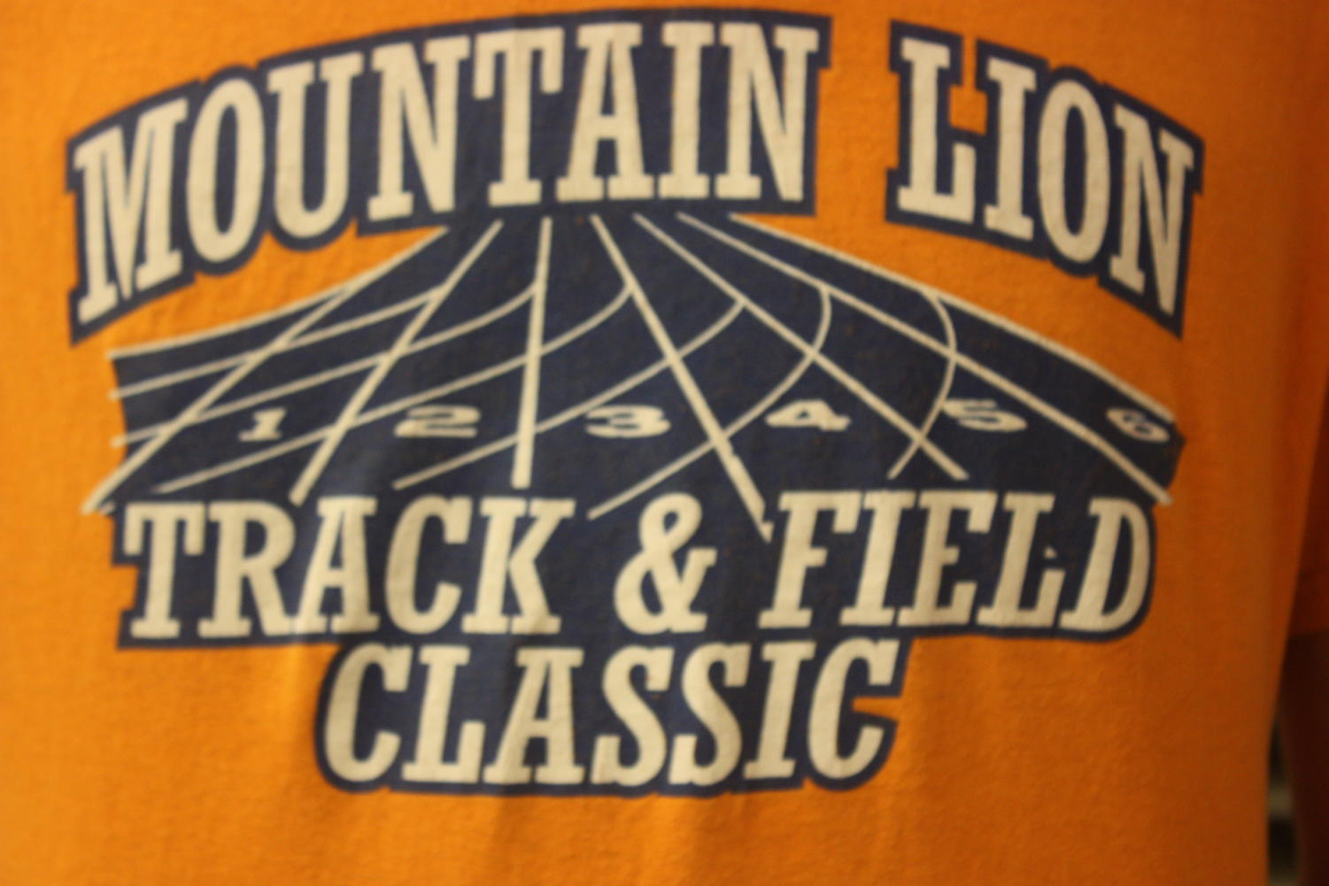 Students may participate in the Mountain Lion Classic each year in April.