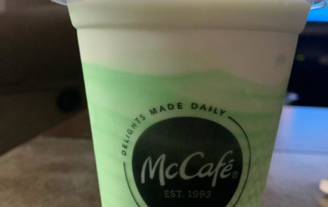 McDonald's Shamrock Shake brings smiles to customers