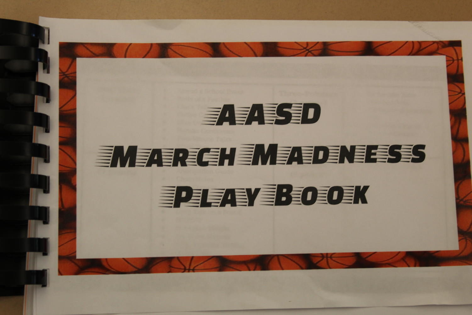 Persevere!  This March Madness competition is not  like normal basketball games which benefit the audience, now it benefits the students.  From March 4 to March 15, groups of teachers competed to make students' more engaged in class.