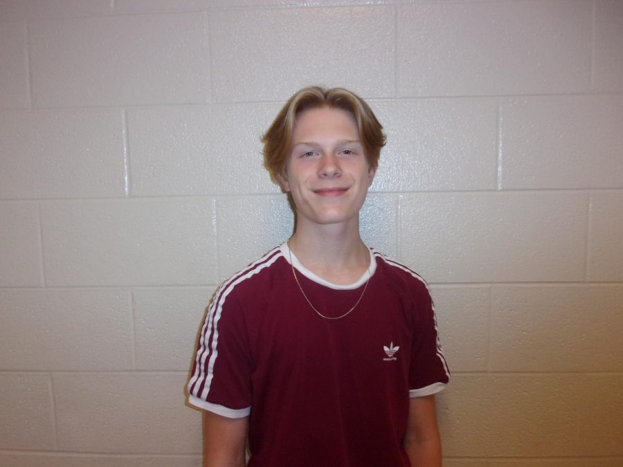 """""""I think this change will affect all of the student body positively. This change will teach kids to grow up at a younger age and start getting them on the right track for life sooner. I think it is going to make kids take on more responsibility and make our school run a lot smoother as soon as everyone gets adjusted to the change,""""  ninth grader Aiden Evearhart said."""