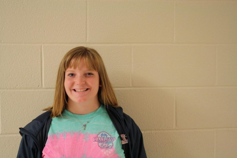 """""""If the internet would crash, my life would be greatly impacted. I use the internet to stay updated with news and keep track of my schedules,"""" ninth grader Emma Feigh said."""