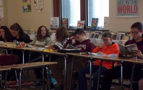 Student no longer sit in their traditional classrooms as they begin online learning this week.  The school closure has now been extended to April 30.