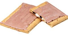 Pop Tarts start students' days