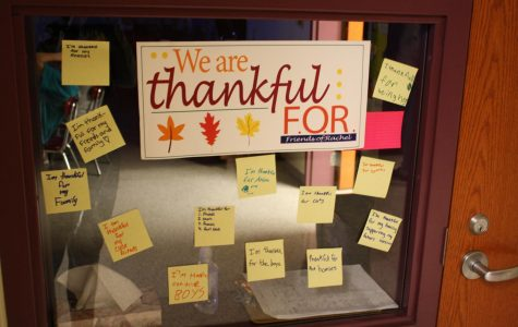 Thanksgiving Sticky Notes