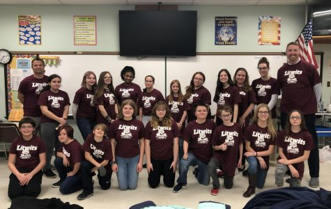 Get your reading on! The Litwits compete at Bellwood High School. The reading competition team finished the season with a bang.