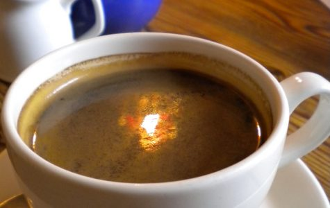 Green Bean Coffee offers delicious drinks, sweets