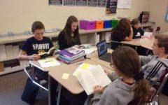 Readers workshop expands across junior high English department