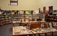 Students should take time to preview books during book fair
