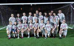 Girls' soccer team maintains undefeated streak