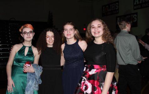 Ninth grade Sweethearts Dance photo gallery