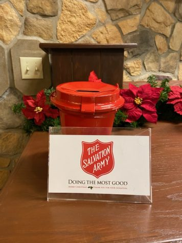 Without a doubt, individuals will hear the bells ringing upon entering local stores this holiday season. The Salvation Army has and will continue to have volunteers showing up in masses for this wonderful charity.
