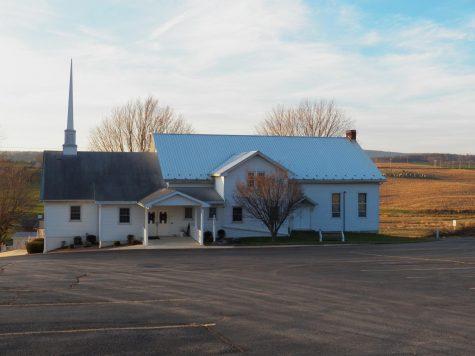 The Clover Creek Church of the Brethren created the John