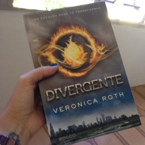"""Divergent,"" a young adult, dystopian novel  focuses on overcoming fear and stopping a corrupt society. On April 26, 2011, the beginning of the fantastic trilogy was published."