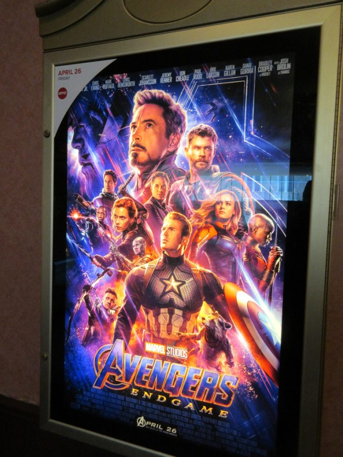 Avengers%3A+Endgame+is+one+of+my+favorite+movies+to+watch.+This+movie+is+rated+PG-13.
