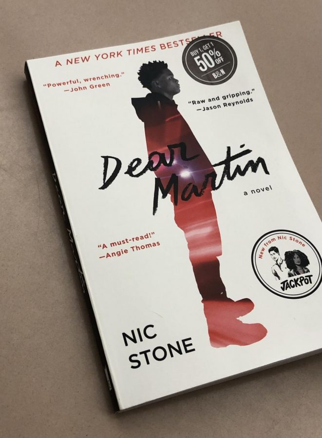 %22Dear+Martin%22+written+by+Nic+Stone+discusses+racial+issues+in+today%27s+world.