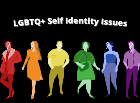 LGBTQ+ Issues People Face With Self Identity