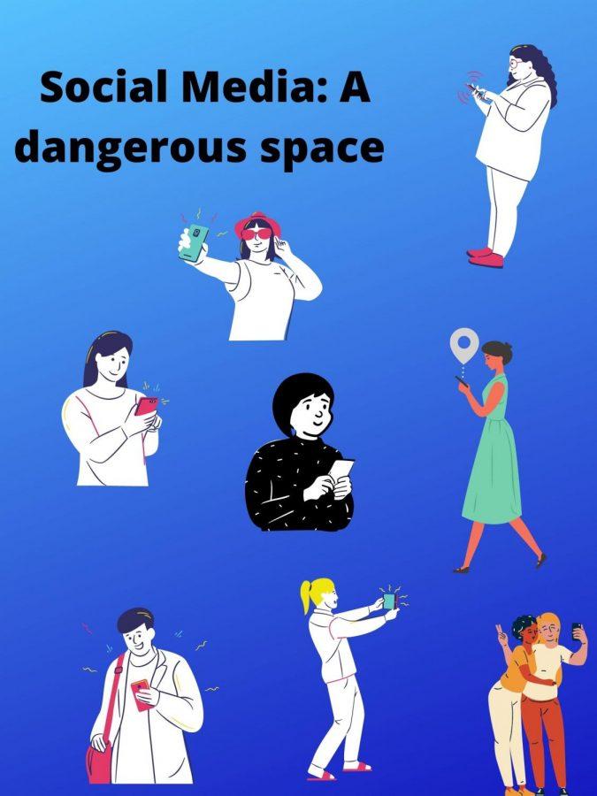 Social Media: A dangerous space
